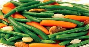 نصائح للخضراوات المراد تجميدها فى الثلاجة