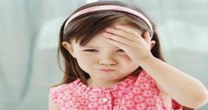 لماذا يشعر الطفل بالصداع ؟