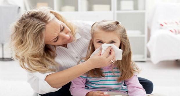 تعرفى على أعراض حساسية الأنف عن الأطفال